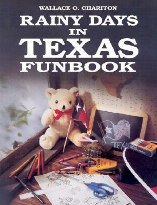 Rainy Days in Texas Funbook  N/A 9781556221309 Front Cover