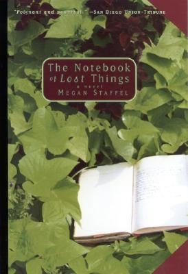 Notebook of Lost Things Reprint  9781569472309 Front Cover