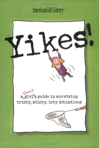 Smart Girl's Guide to Sticky Situations   2002 edition cover