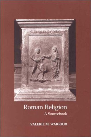 Roman Religion A Sourcebook  2002 edition cover