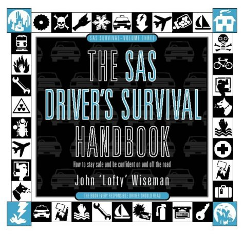 SAS Driver's Survival Handbook   1997 9780002558310 Front Cover