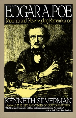 Edgar A. Poe Mournful and Never-Ending Remembrance N/A edition cover