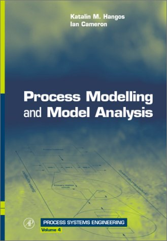 Process Modelling and Model Analysis   2001 edition cover