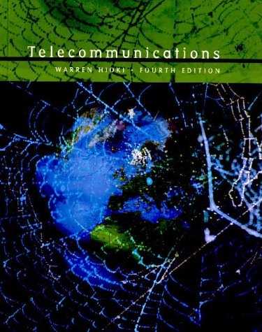 Telecommunications  4th 2001 (Revised) edition cover