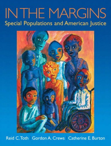 In the Margins Special Populations and American Justice  2008 edition cover