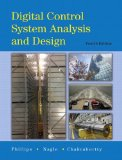 Digital Control System Analysis and Design  4th 2015 edition cover