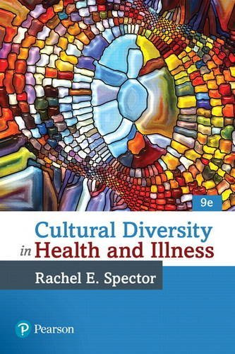 Cultural Diversity in Health and Illness  9th 2017 9780134413310 Front Cover