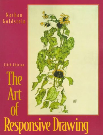 Art of Responsive Drawing  5th 1999 edition cover