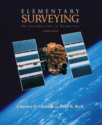 Elementary Surveying An Introduction to Geomatics 12th 2008 edition cover