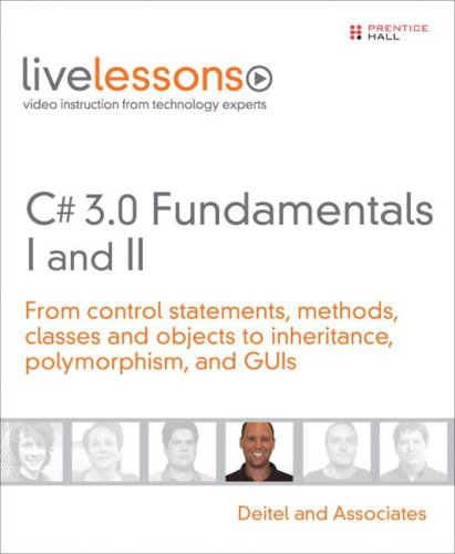C# 2008 Fundamentals   2009 9780137131310 Front Cover