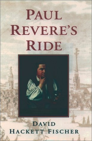 Paul Revere's Ride   1994 edition cover