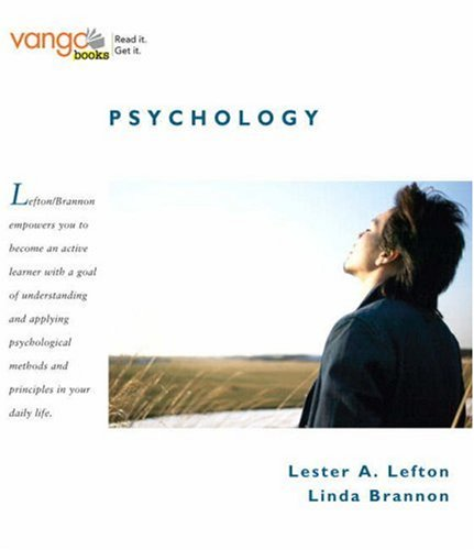 Psychology   2008 edition cover