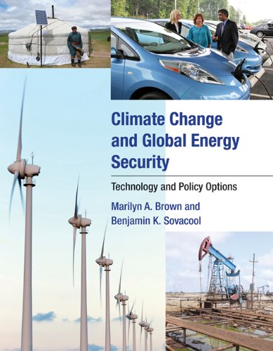 Climate Change and Global Energy Security Technology and Policy Options  2011 edition cover