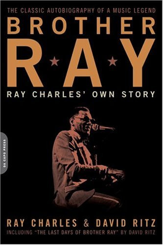 Brother Ray Ray Charles' Own Story 3rd 1978 edition cover