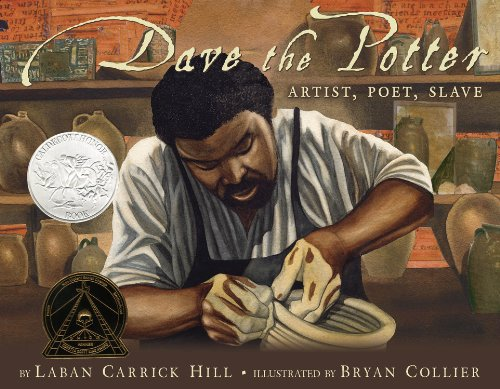 Dave the Potter Artist, Poet, Slave  2010 edition cover