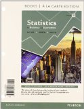 Statistics for Business and Economics  12th 2014 edition cover