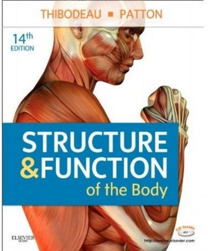 Structure and Function of the Body  14th 2012 edition cover