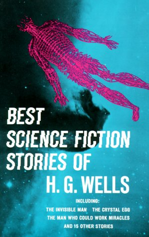 Best Science Fiction Stories of H. G. Wells  N/A edition cover