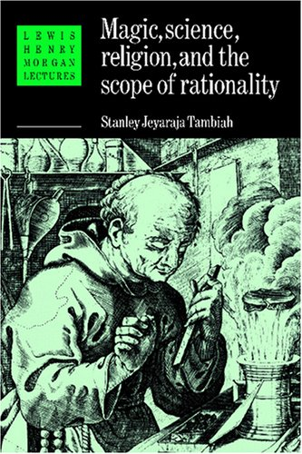 Magic, Science and Religion and the Scope of Rationality   1990 edition cover