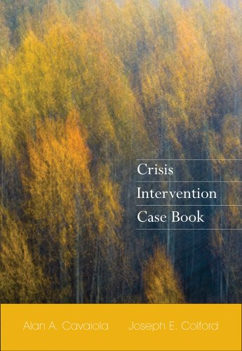 Crisis Intervention Case Book   2011 edition cover