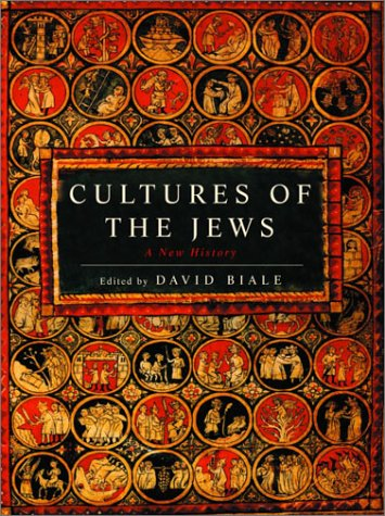 Cultures of the Jews A New History  2002 edition cover