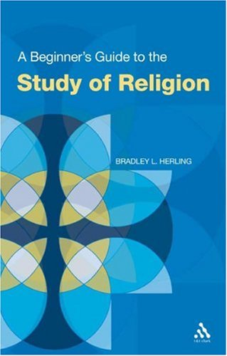 Beginner's Guide to the Study of Religion   2007 edition cover