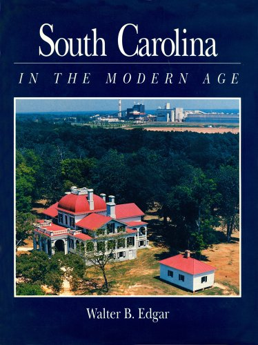 South Carolina in the Modern Age   1992 9780872498310 Front Cover
