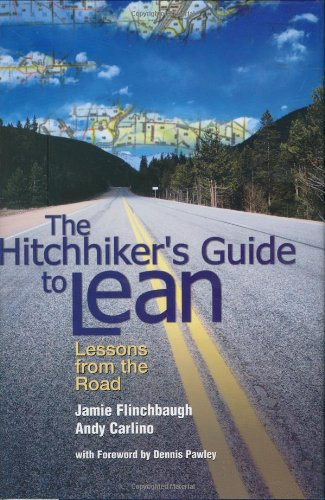 Hitchhiker's Guide to Lean   2006 edition cover