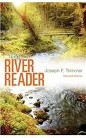 River Reader  11th 2014 edition cover