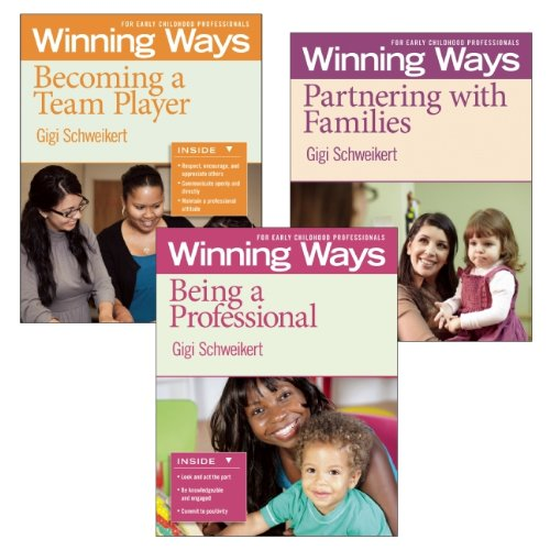Being a Professional, Partnering with Families, and Becoming a Team Player  N/A edition cover