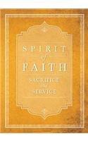 Spirit of Faith: Sacrifice and Service  2013 edition cover