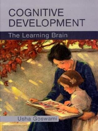 Cognitive Development The Learning Brain  2008 edition cover