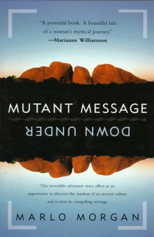 Mutant Message Down Under N/A edition cover