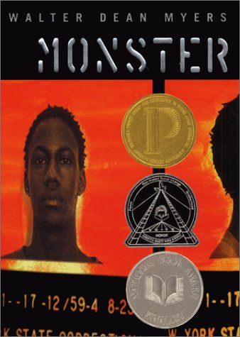 Monster   1999 (Reprint) 9780064407311 Front Cover