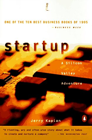 Startup A Silicon Valley Adventure N/A edition cover