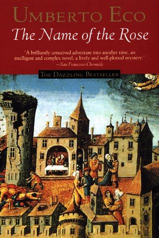 Nome della Rosa   1984 edition cover