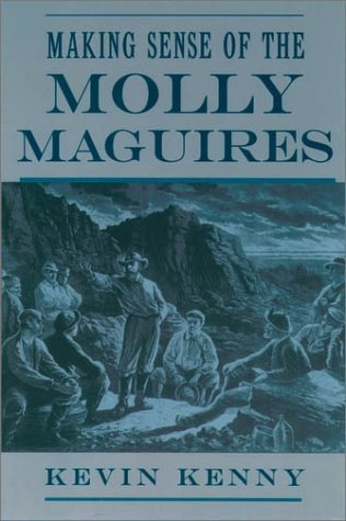Making Sense of the Molly Maguires   1998 edition cover
