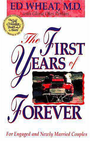 First Years of Forever   1988 edition cover