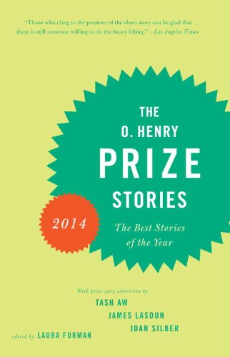 O. Henry Prize Stories 2014   2014 edition cover