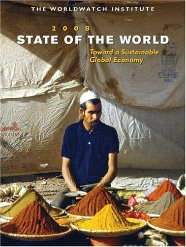 State of the World Innovations for a Sustainable Economy 25th 9780393330311 Front Cover