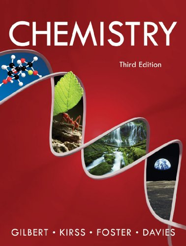 Chemistry The Science in Context 3rd 2011 edition cover