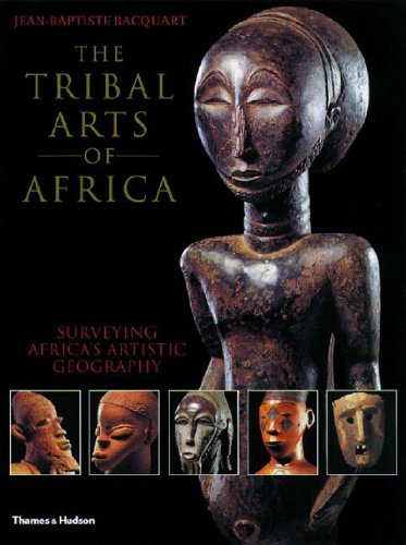 Tribal Arts of Africa   1998 (Reprint) edition cover