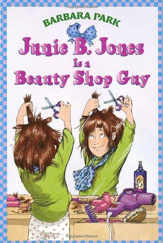 Junie B. Jones Is a Beauty Shop Guy   1998 edition cover