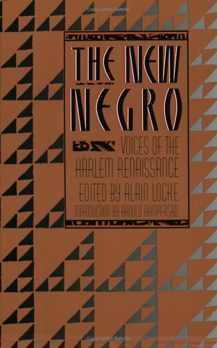 New Negro   1999 edition cover