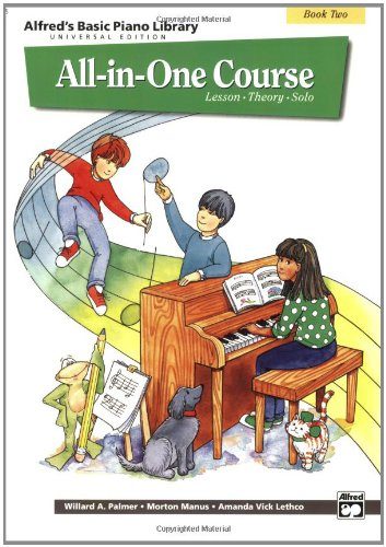 All-in-One Course   1994 edition cover