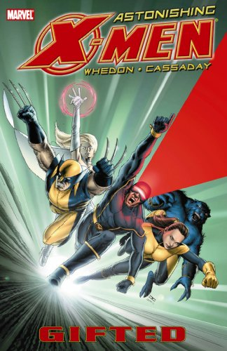 Astonishing X-Men - Gifted   2004 (Gift) edition cover