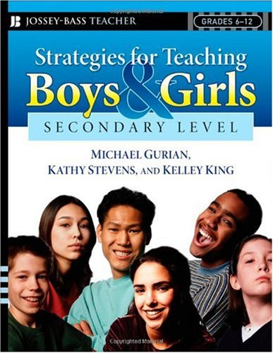 Strategies for Teaching Boys and Girls -- Secondary Level A Workbook for Educators  2008 (Teachers Edition, Instructors Manual, etc.) 9780787997311 Front Cover