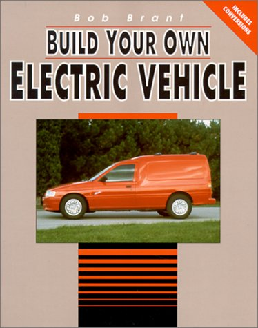 Build Your Own Electric Vehicle   1994 edition cover