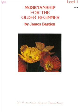 Musicianship for the Older Beginner: Level 1 1st 1977 edition cover