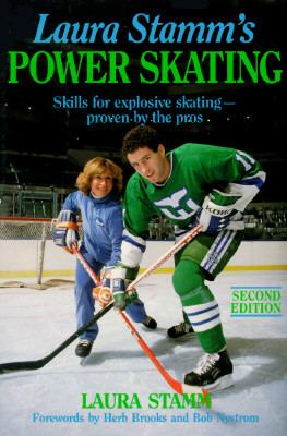 Laura Stamm's Power Skating  2nd 9780880113311 Front Cover